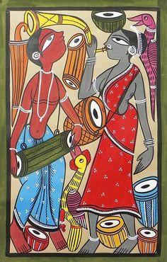 Santhal Couple