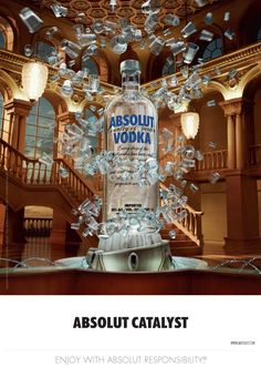 Absolute Vodka: Catalyst by TBWAChiatDay