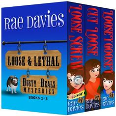 Loose & Lethal: Dusty Deals Mystery Series Box Set: Books 1 - 3 by Rae Davies, http://www.amazon.com/dp/B00II9Z3M0/ref=cm_sw_r_pi_dp_74F.tb1RFVRZZ