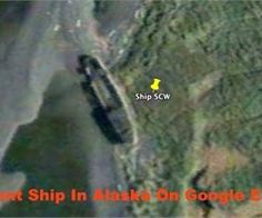 UFO Researcher Finds Ancient Ship In Alaska [Video]