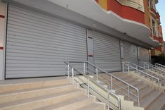 Automatic Rolling Shutter In Bangalore Rolling Shutter, Shutter Designs, Roll Forming, Universal Remote Control, Shutter Doors, Door Gate, Skylight, Shutters, Rolls