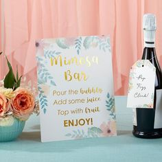 Mimosa Bar 10-Piece Kit - Gold Glitter | Kate Aspen Baby Shower, Shower Party, Glitter Gifts, Gold Glitter, All You Need Is, Birthday Brunch, Brunch Party, 28th Birthday, Birthday Ideas