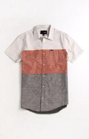 Blockade Woven Shirt