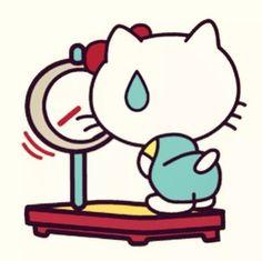 kitty是只胖猫咪~ - 堆糖 发现生活_收集美好_分享图片