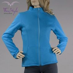 PRINCESS X-WARM LIGHT BLUE #moda  #fitnessfashion #slimfit #jacket #pricness #warm #free_style #girl #fashion #like #sexy #fitness #drifit