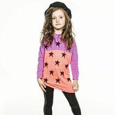 Molo Kids Crystala Dress - Cactus Flower   MonkeyMcCoy