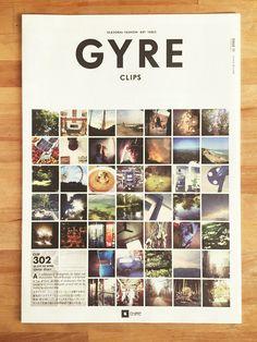 GYRE いろんなプロジェクトのプランや写真で集大成感 Yearbook Design Layout, Yearbook Layouts, Web Layout, Layout Design, Print Design, Web Design, Album Design, Editorial Layout, Editorial Design