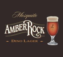 Mosquito AmberRock Dino Lager by Jeremy Kohrs