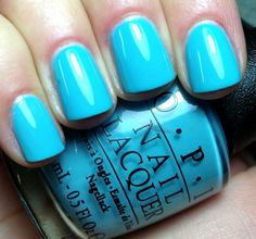 Euro Central Collection - Can't Find My Czechbook (Nails by an OPI Addict) Fabulous Nails, Amazing Nails, Hair Hacks, Hair Tips, Exotic Nails, Just Girly Things, Fancy Nails, Opi, Swatch