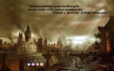 #PatrickJMorrison #AHollóHatalmában