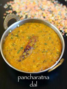 panchmel dal recipe | pancharatna dal recipe 15