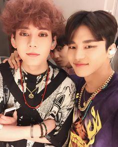 Gunwoo y Insoo de Myname