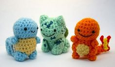 pokemon crochet cute