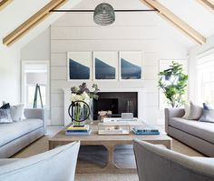 Inside the Modern Nantucket Home of an Architect via @MyDomaine