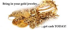 The value of your gold depends upon the purity of your item. Most often gold jewelery is sold by the karat weight: 22k, 18k, 14k, 10k, and 8k. The higher the karat the higher the purity of the gold is. At Carolina Coins & Gold we are equipped to assess your gold rings, necklaces, earring, watches, pendants, bracelets, dental, gold, belt buckles, cuff links, scrap gold and more! Call 944-0808 Today!