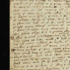 """Papeles tempranos de Isaac Newton, 1665-1672. 190 páginas que se encuentran en la Colección """"Papeles de Newton"""" de la Biblioteca de la Universidad de Cambridge y se pueden ver virtualmente, aquí: http://cudl.lib.cam.ac.uk/view/MS-ADD-03958/"""