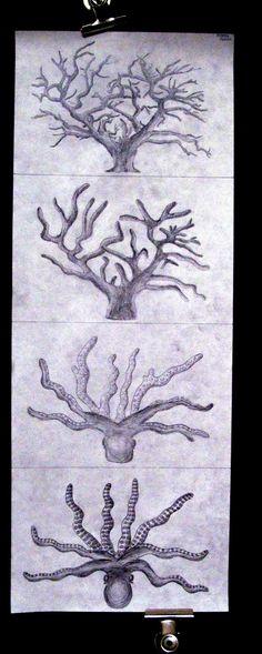 Metamorphosis- Object to Animal