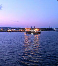 Göteborgs hamn by Birgita Golob-Vurnek