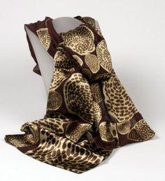 Powhatan Devore Scarf // Ashmolean Museum Shop £40