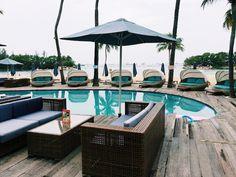 The Miami-inspired Mambo beach club on Sentosa Island Singapore