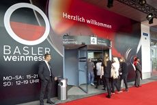 25 OCT to 02 NOV /// Basel /// BASEL WINE FAIR /// Wine tasting and degustation in the heart of the city at the Messe.