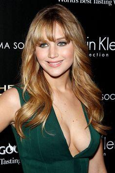 Jennifer's blonde 'do
