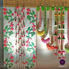 uyyala function decoration at home & uyyala function decoration Used Wedding Decor, Wedding Hall Decorations, Marriage Decoration, Engagement Decorations, Diwali Decorations, Stage Decorations, Festival Decorations, Flower Decorations, Floral Backdrop