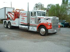 1989 Marmon HD Wrecker  www.TravisBarlow.com Towing insurance & Auto Transporter Insurance for over 30 years