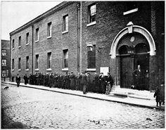 Whitechapel Workhouse, Vallance Road