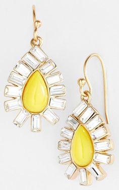 cute teardrop #earrings  http://rstyle.me/n/f62c8pdpe