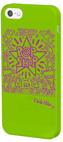 Haring Pop Shop Case for iPhone 5