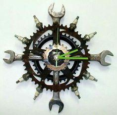 Cute idea for my man Dalton, or someone mechanical