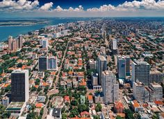 Region of Greater Maputo, Mozambique, to have more water from 2019 Maputo, Macau, Freight Forwarder, Water Resources, New Tricks, Homeland, San Francisco Skyline, New York Skyline, City Photo