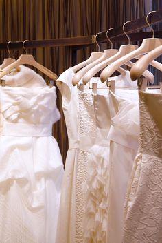Alcuni abiti della nuova collezione Max Mara Bridal 2015. #MaxMara #MaxMaraBridal #weddingboutique - Hang Me Up...