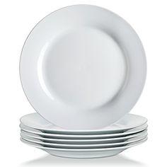 YHY 9.4-inch Porcelain Plate Set Restaurant Dinner Plate...   sc 1 st  Pinterest & Corelle Livingware Ocean Blues 10.25