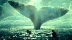 Image result for moby dick tail movie