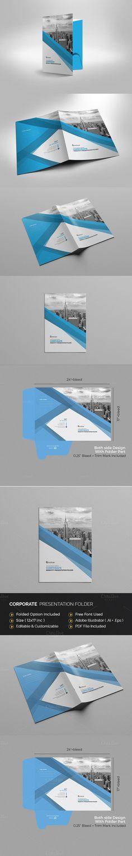 54 best Business Folder images on Pinterest | Editorial design ...