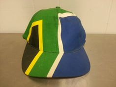 Vintage 80 s South Africa Flag Snapback Dad Hat Fresh Prince Of Bel Air  Retro Tourist Ugly Golf Cap Funky Hipster Style f1ad8100e1b