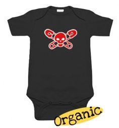 Diaper Pirate Organic One Piece