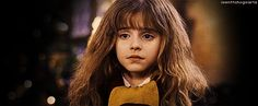 Uploaded by Solange. Find images and videos about harry potter, emma watson and hermione granger on We Heart It - the app to get lost in what you love. First Harry Potter, Harry Potter Film, Hermione Granger, Hermione Gif, Emma Watson, Yer A Wizard Harry, The Sorcerer's Stone, Hogwarts, It Cast