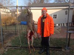 First deer 2013