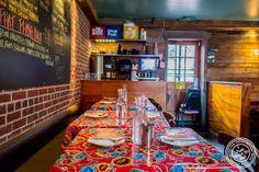 Dining Room At Pok In Brooklyn NY