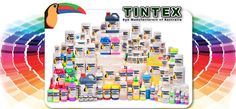 Tintex Dye Manufacturers - fabric dyes, powder poster paints, screen printing inks