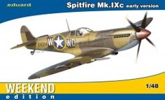 Eduard Spitfire Mk.IXc early version (1/48 ölçek)