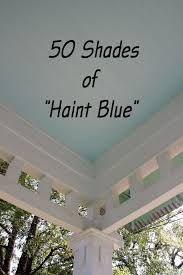 Image result for haint blue paint color Exterior Paint Colors For House, Paint Colors For Home, Exterior Colors, Exterior Design, Ceiling Paint Colors, Colored Ceiling, Haint Blue Porch Ceiling, Roof Ceiling, Best Blue Paint Colors