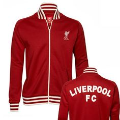 Liverpool Shankly Tracktop