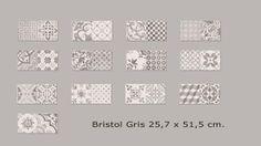 Seinälaatta Bristol 25,7 x 51,5 cm. www.k-rauta.fi     Walltile Bristol 25,7 x 51,5 cm.