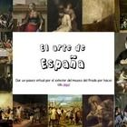Spanish art - speaking activity *Freebie* I created this slideshow to help the students learn to talk about works of art.  It is geared toward upper-level S...