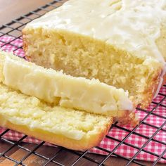 This Lemon Loaf is super moist and loaded with extreme lemon flavor. Perfect for the lemon lovers in your life!