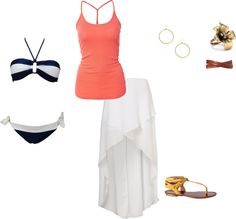 """""""Untitled #5"""" by kpswimgirl on Polyvore"""